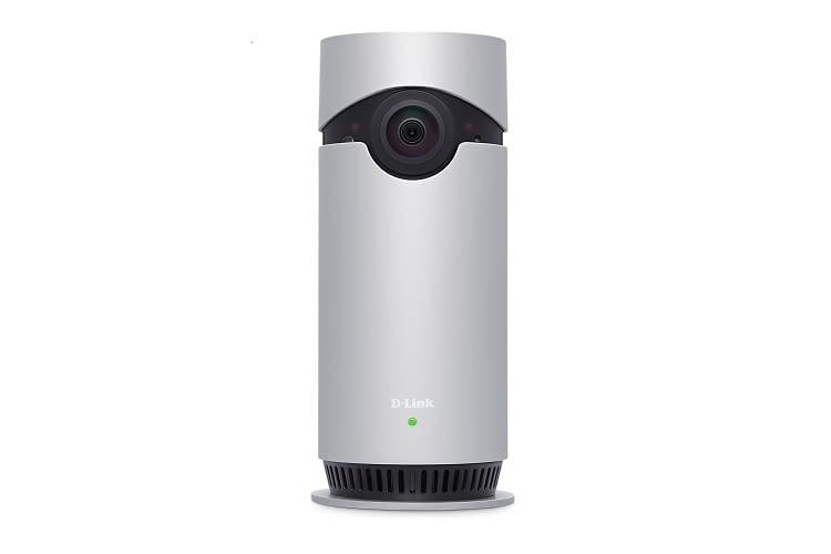 Die D-Link Omna 180 ist die erste HomeKit kompatible Kamera