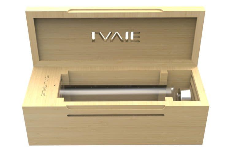 Magie in der Bambuskiste: LAVIE wertet Leitungswasser in 15 Minuten auf