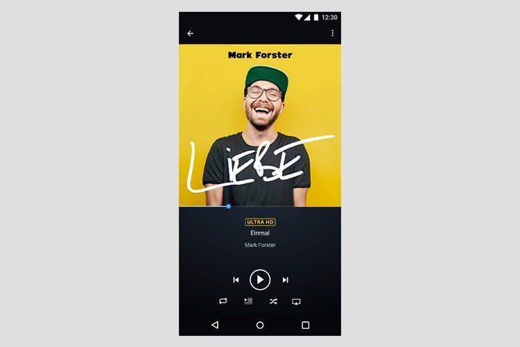 Eine große Auswahl Amazon oder Drittanbieter Geräten kann bereits auf Amazon Music HD zugreifen
