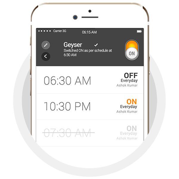 Oakter Smart Home App