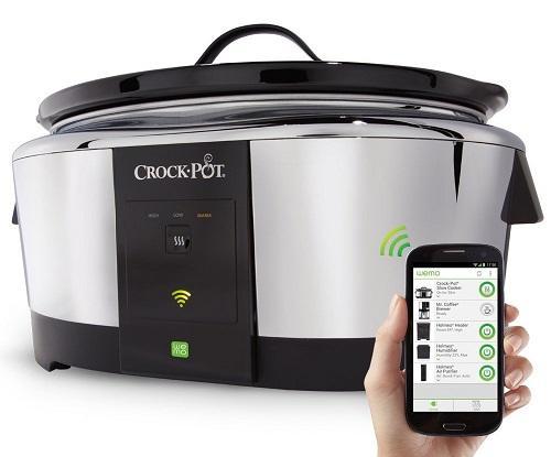 Der Crok Pot kocht das Essen (fast) von allein