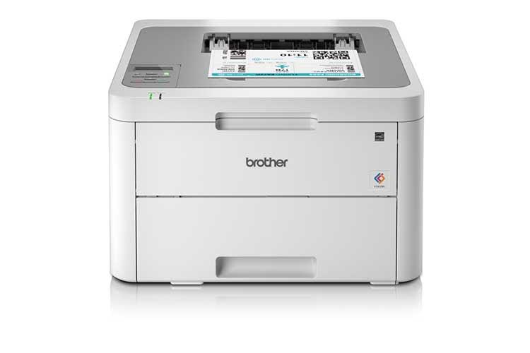 Bringt Farbe ins Dokument: Borhter HL L3210CW Farblaserdrucker