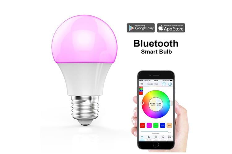 Die MagicHue LED Lampen sind bequem per App steuerbar