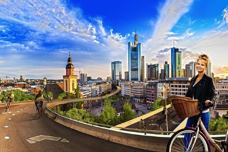 Der Reparaturservice von Company Bike ist deutschlandweit vertreten