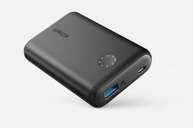 Anker PowerCore II 10000 Powerbank bietet PowerIQ 2.0 und Quick Charge