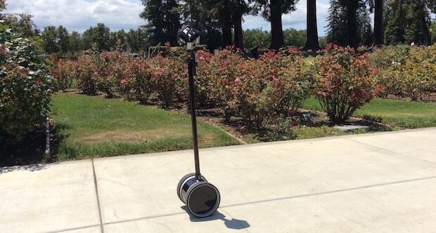 Abbildung des Double 2 Telepresence Robot