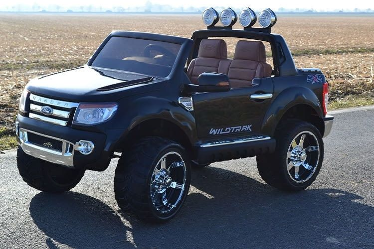 Der Ford Ranger - ein cooles Elektroauto für Kinder