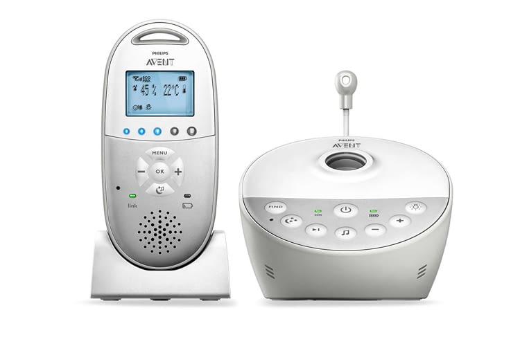 Viele Eltern haben dieses Philips Babyphone bereits positiv bewertet