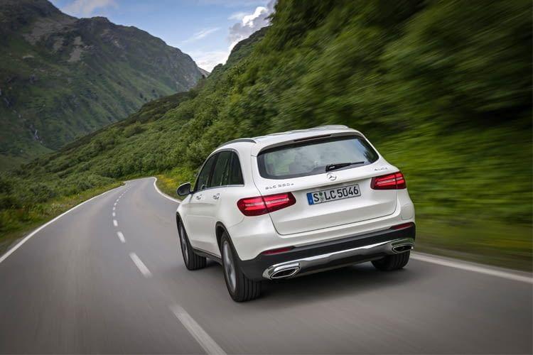 Den GLC 350 e bietet Daimler derzeit in zwei verschiedenen Versionen an
