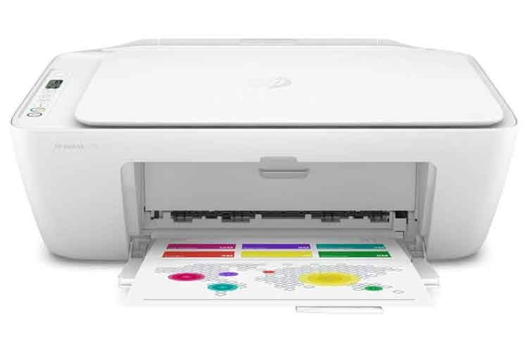 HP DeskJet 2710 ist ein Low-Budget Multifunktionsdrucker für die gelegentliche Nutzung