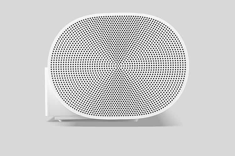 Sonos Arc hat für den Surroundsound auch seitliche Lautsprecher