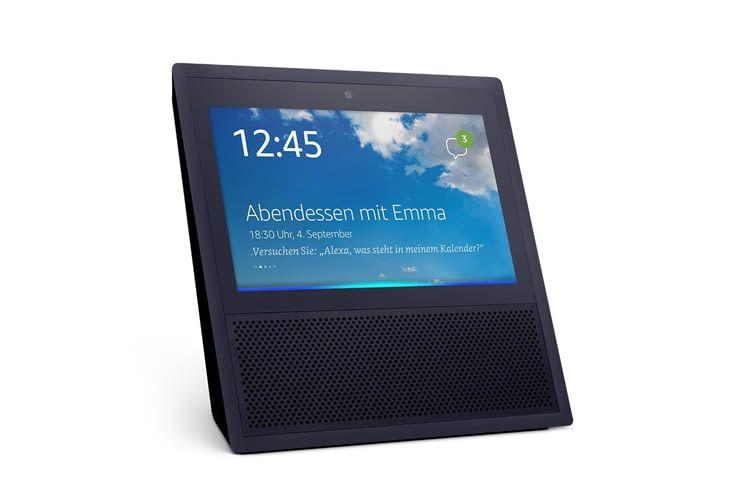 Amazon Echo Show steuert auf Wunsch auch Lampen, Thermostate und vieles mehr