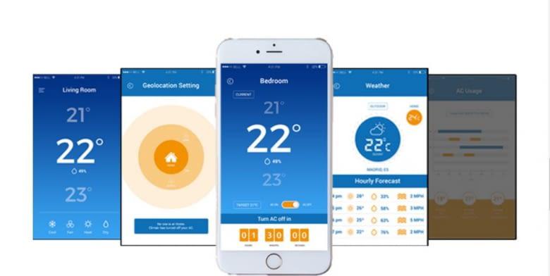 Auf einen Blick: Wie hoch waren die Kühlkosten diesen Monat?