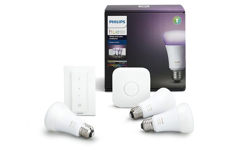 Im Lieferumfang sind LEDs der neuesten 4. Generation enthalten