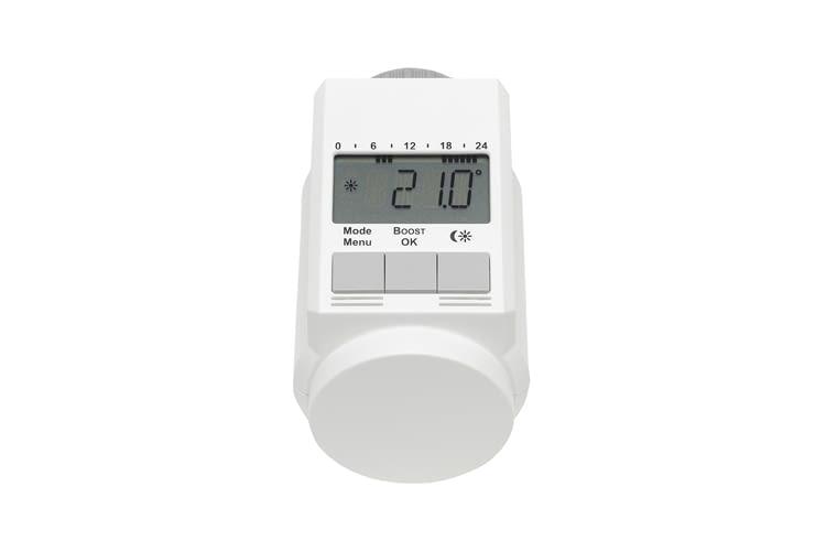 Mit diesem Basismodell lässt sich die Temperatursteuerung bequem steuern