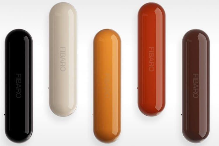 Fibaro Tür- und Fensterkontakte gibt es passend zu fast jedem Wohnambiente