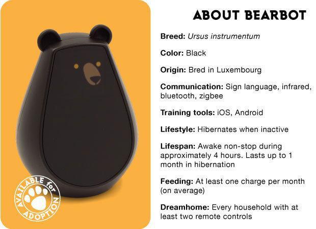 Bearbot Informationen