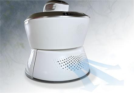 serviceroboter das smart home geht in die n chste runde. Black Bedroom Furniture Sets. Home Design Ideas