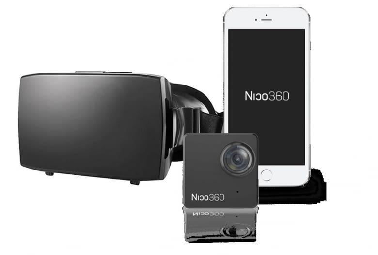 Nico360 gibt's auch im Set