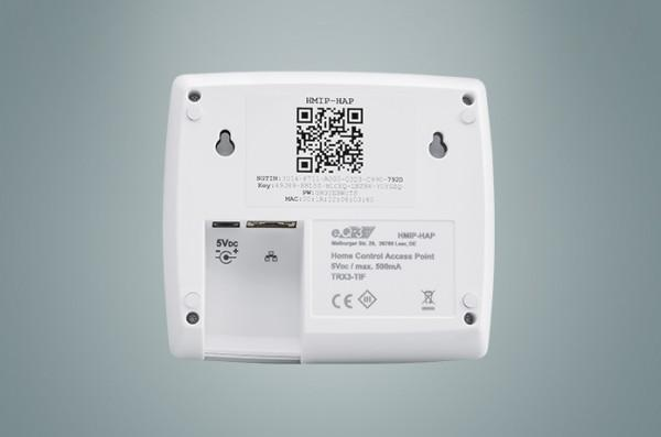 Homematic IP Access Point - Rückansicht