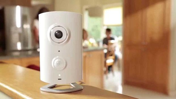 So sieht die Piper Sicherheits- und Überwachungskamera aus