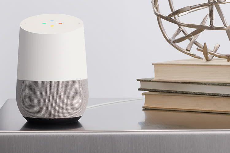 Schon bald können Besitzer eines Google Home Sprachnachrichten versenden