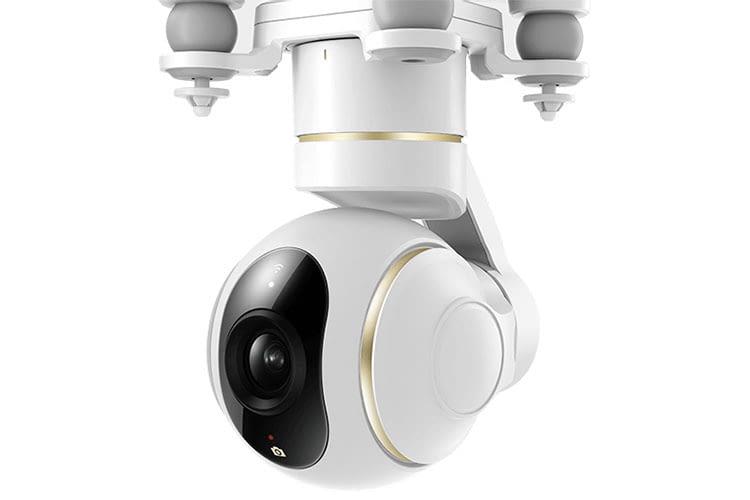 Xiaomi Mi Drone: 4K UHD-Kamera und 3-Achsen-Gimbal zur Bildstabilisierung