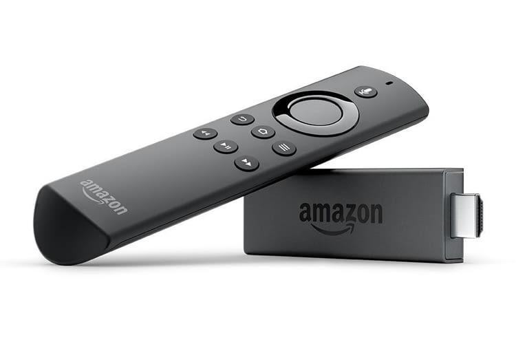 Der Amazon Fire TV Stick hat 8 GB Speicherplatz und 1 GB Arbeitsspeicher