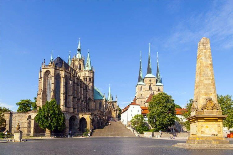 Installateure und Anbieter von Wallbox & Ladestationen in Erfurt und Thüringen finden