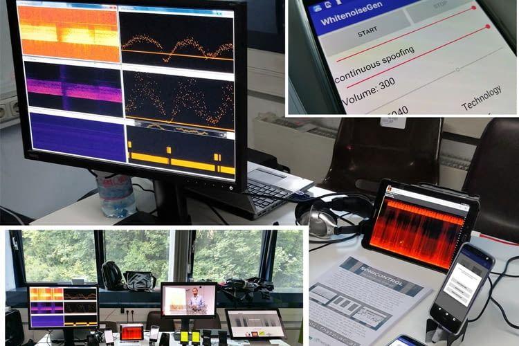 Gegen Audio-Tracking und akustische Cookies: SoniControl im Forscherlabor der FH St. Pölten