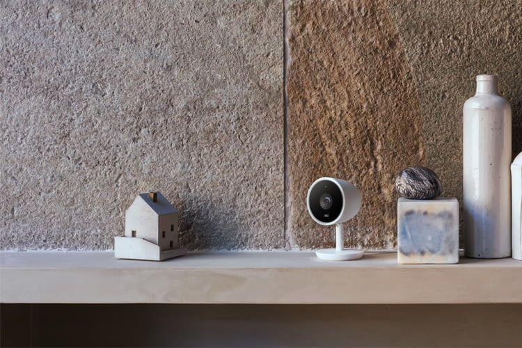 Diese Kamera ist wie alle anderen hier vorgestellten Modelle auch per Google Assistant steuerbar