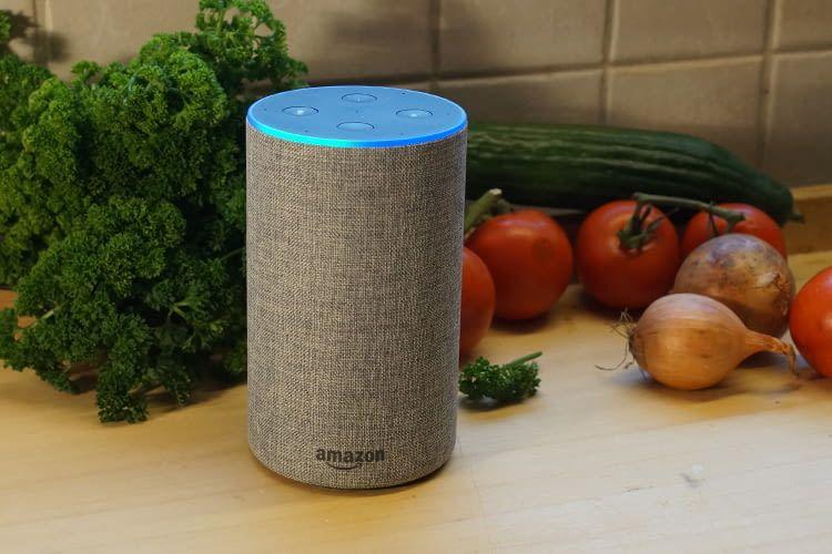 Mit einem Echo Lautsprecher kann man auch über Alexa einkaufen
