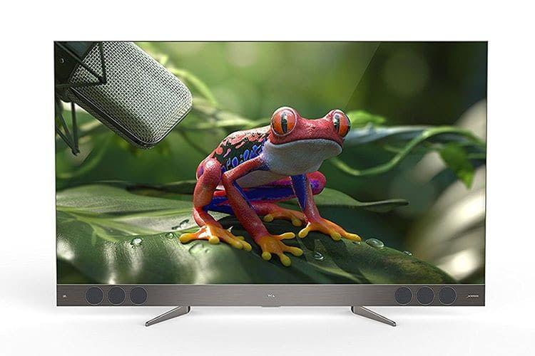 QLED 4K UHD-TV TCL U55X9006 - perfekter Einstieg in das Ultra-HD Fernseher-Segment