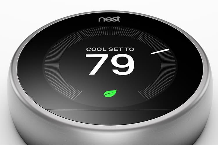 Nest Thermostate sind personalisierbar und energiesparend