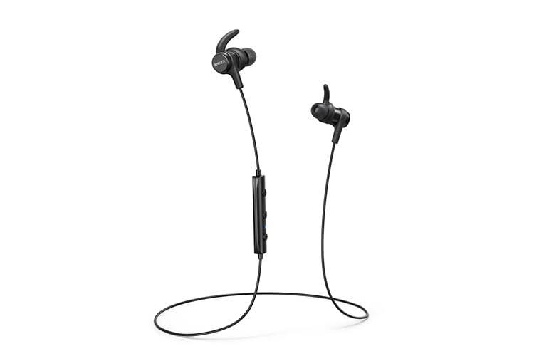 Anker SoundBuds Flow bietet eine Akkulaufzeit von bis zu 7 Stunden