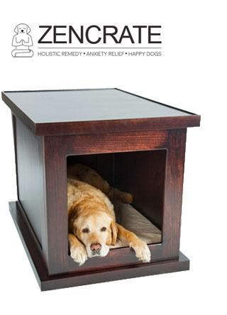 ZENCRATE Hundebox