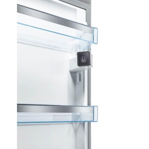 Kamera im Bosch Kühlschrank KGN36HI32