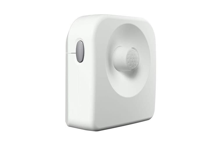 Der OSRAM Smart+ Bewegungsmelder ist bisher nur in weißer Ausführung erhältlich