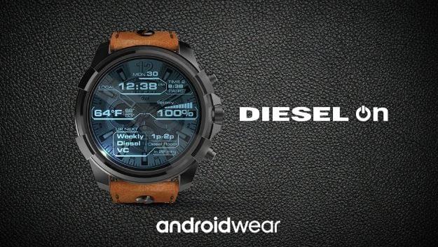 Eines der fünf verschiedenen Diesel On-Modelle