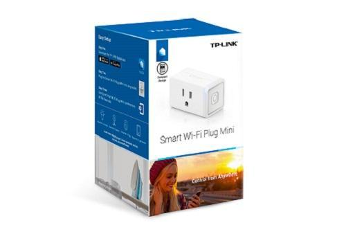 Smart Wi-Fi Plug @ TP Link