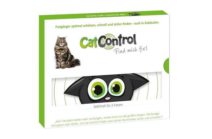 Mit Cat Control können Katzen schnell gefunden werden.