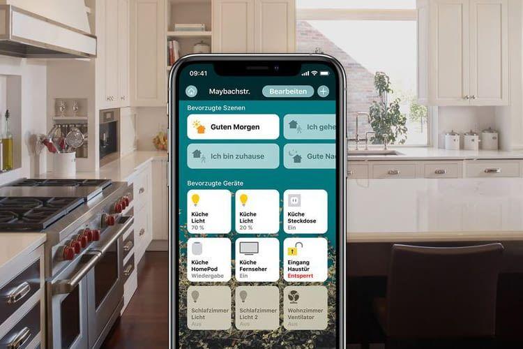 Apple Smart Home-System integriert nur Geräte mit Apple HomeKit-Zertifikat