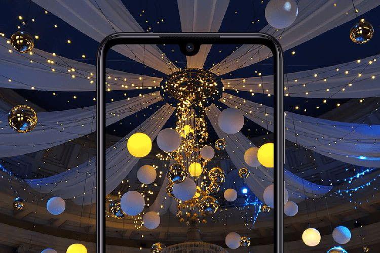 Da Xiaomi Redmi Note 7 im 48 MP-Modus jedes Bild aus vier Aufnahmen zusammensetzt, sind die Fotografien lichtstärker