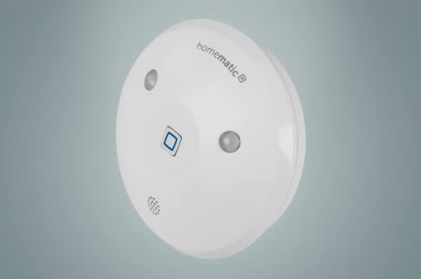 Homematic IP Alarmsirene mit Piezo-Lautsprecher