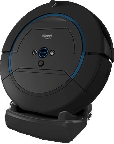Abbildung des iRobot Scooba 450