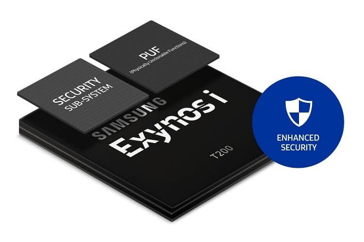 Mit einem sicheren Verschlüsselungsverfahren soll der Chip vor Datenklau schützen