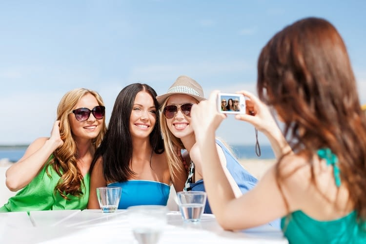 Urlaubsfotos mit der Nikon schießen und über SnapBridge sofort teilen