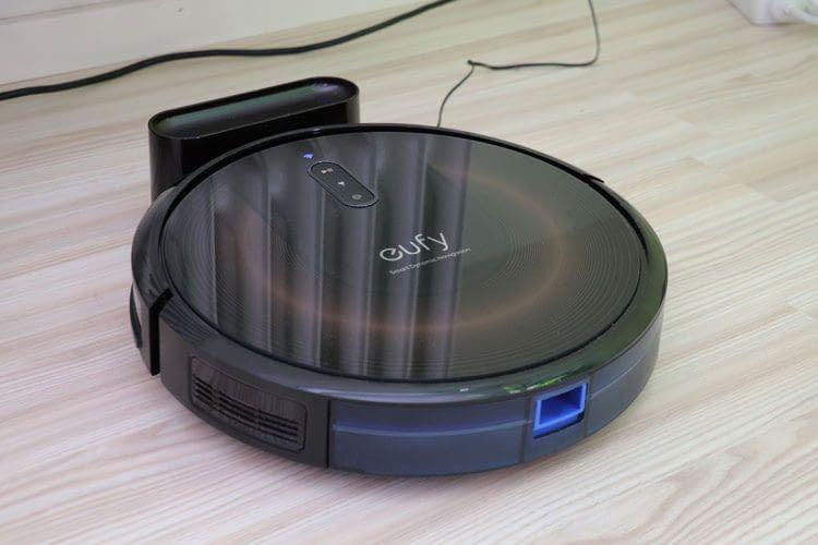 Automatisches Nachladen? Für eufy RoboVac G30 Edge kein Problem.