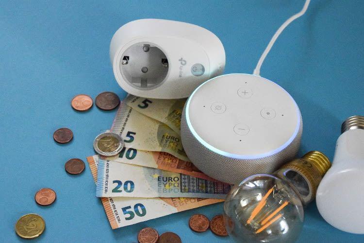 Smart Home Technik kann auch erstaunlich günstig sein