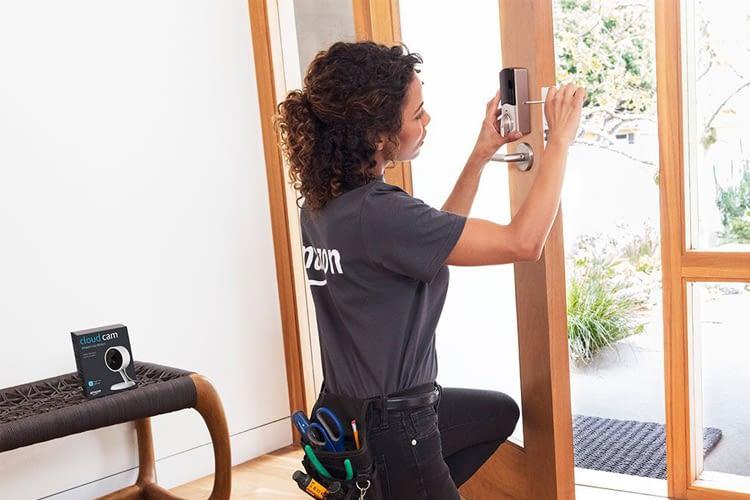 Amazon bietet einen kostenlosen Installationsservice für das Key Einsteigerpaket